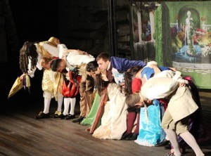 Miracles, Marvels or the wonderful world of fairy tales played in Plovdiv